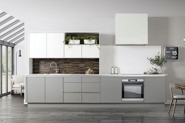 Linear Cube kitchen by Symphony