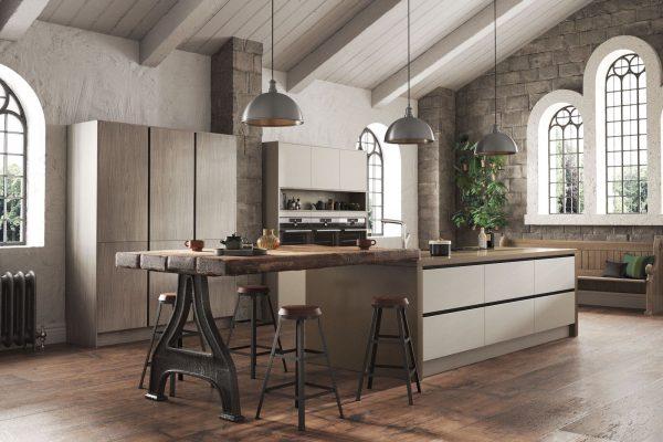 - Linear Form kitchen by Symphony