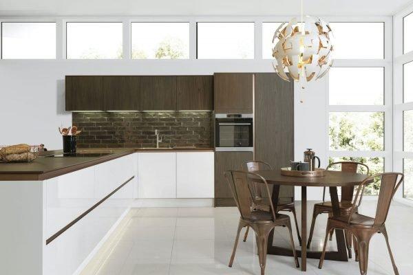 Linear Avant kitchen by Symphony